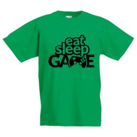 Eat sleep game
