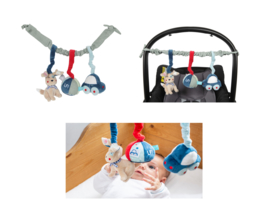 Autostoel / Boxhanger