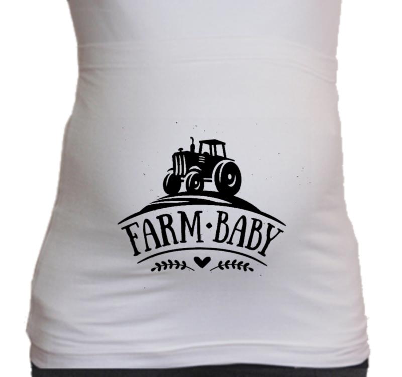 Farm baby