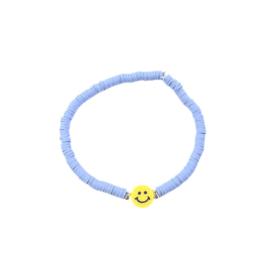 Armbandje Smiley | Lilac