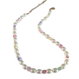Parel ketting | Pearls & Beads