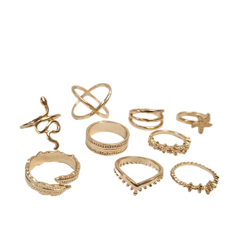 Musthave Ringen set| Goud