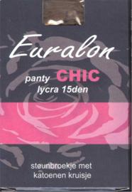 Euralon 15 denier Lycra panty