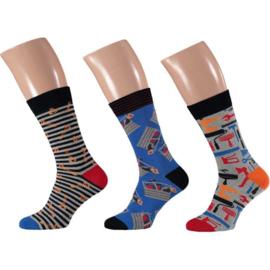 Fun socks 3-pack