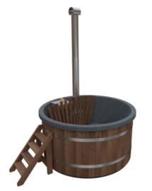 Thermowood hoge trap