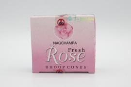 Satya Nag Champa Fresh Rose