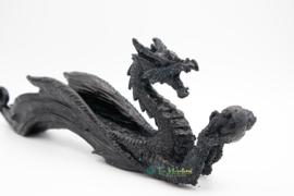 Wierookhouder Zwarte Draak