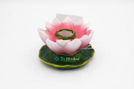 Backflow Wierookbrander Kleurrijke Lotus