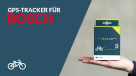 GPS Tracker voor Bosch E-Bike