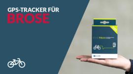 GPS Tracker Specialized E-Bike modellen met  Brose drive