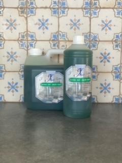 Groene zeep
