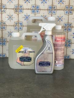 bacteriële reiniger