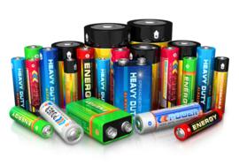 Batterijen 4x LR14 C