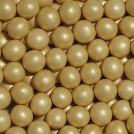 Crunchy parel goud
