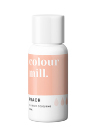 ColourMill Peach 4 X 20 ml