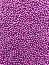 Parel paars 5 mm (4 x 90 gr)