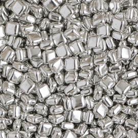 Squares zilver