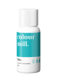 ColourMill Teal 4 X 20 ml