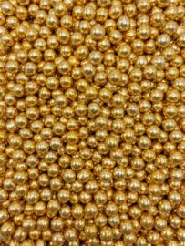 Chocobal goud metallic