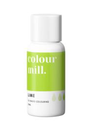 ColourMill Lime 4 X 20 ml