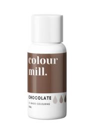 ColourMill Chocolate 4 X 20 ml
