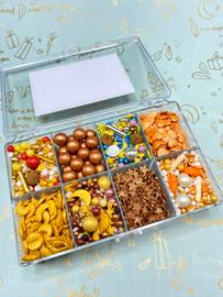 Sinterklaas sprinklebox  (2 stuks)