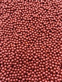 Parel bordeau 5 mm (4 x 90 gr)
