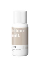 ColourMill Latte 4 X 20 ml