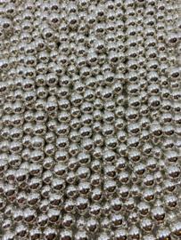 Chocobal zilver metallic