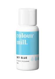 ColourMill Sky Blue 4 X 20 ml