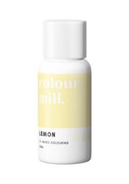 ColourMill Lemon 4 X 20 ml