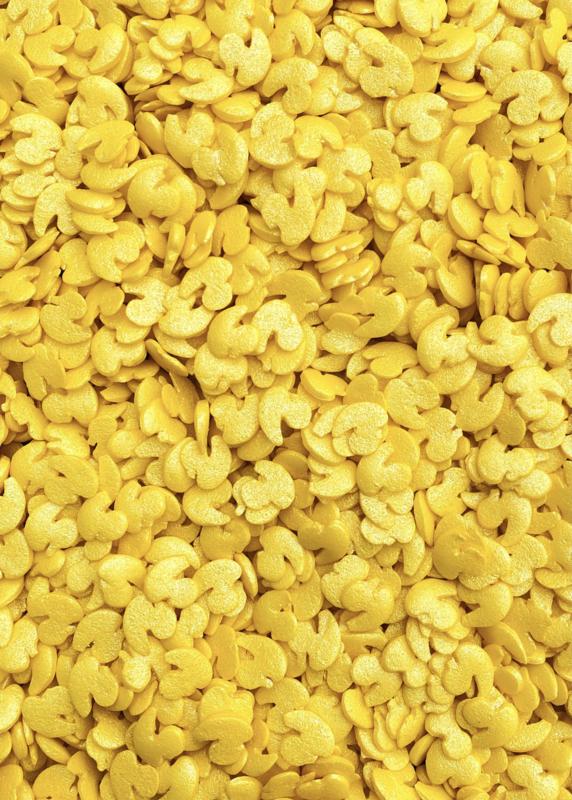 Ducks yellow