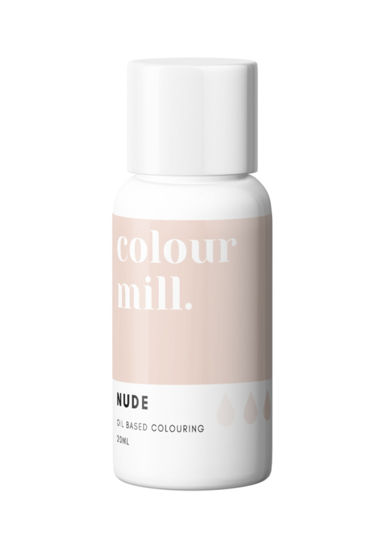 ColourMill Nude 4 X 20 ml