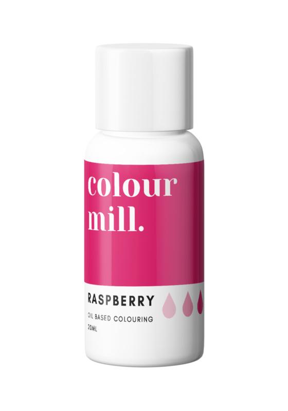ColourMill Raspberry 4 X 20 ml