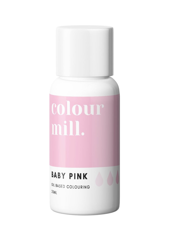 ColourMill Baby Pink 4 X 20 ml