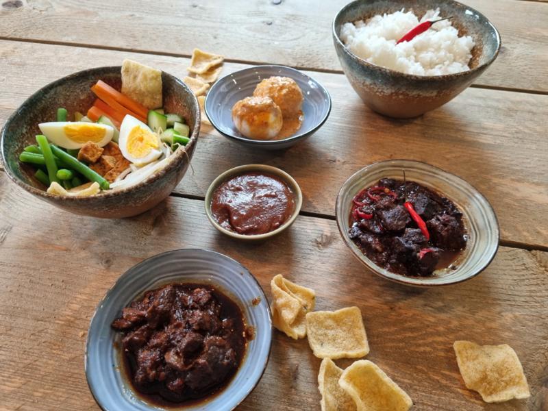 Indofood  Menu Bali (4-5 p.)