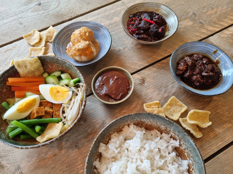 Indofood  Menu Bali
