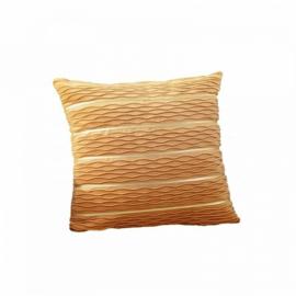 Sierkussen Crumble Velvet Oranje 45x45cm