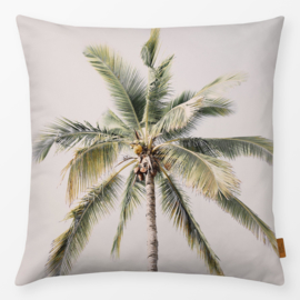 Sierkussen Palm Tree Roze