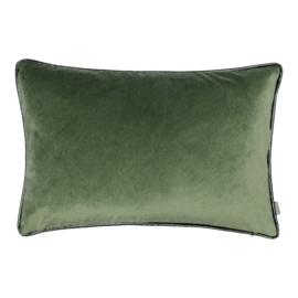 Sierkussen Velvet Groen 40x60cm