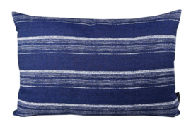 Sierkussen Gobelin berber C03 Blauw 60x40cm