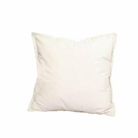 Sierkussen Luxury Velvet Wit 45x45cm