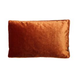 Sierkussen Luxe Oranje 35x50cm