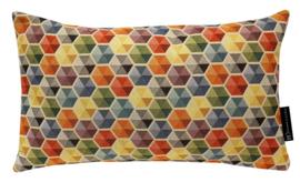 Sierkussen Hexagon Small Multikleur 30x50cm