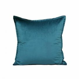 Sierkussen Luxury Velvet Blauw 45x45cm
