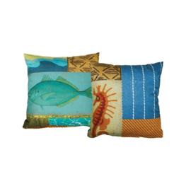Kinderkussen Pillow Sea Multikleur 45x45cm
