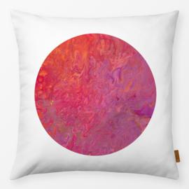 Sierkussen Repuflu 2 Lilac/Roze