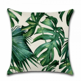 Sierkussen Jungle Akela Groen 45x45cm