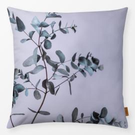 Sierkussen Eucalyptus Paars