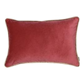 Sierkussen Velvet Roze 40x60cm